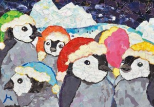 南極のクリスマス